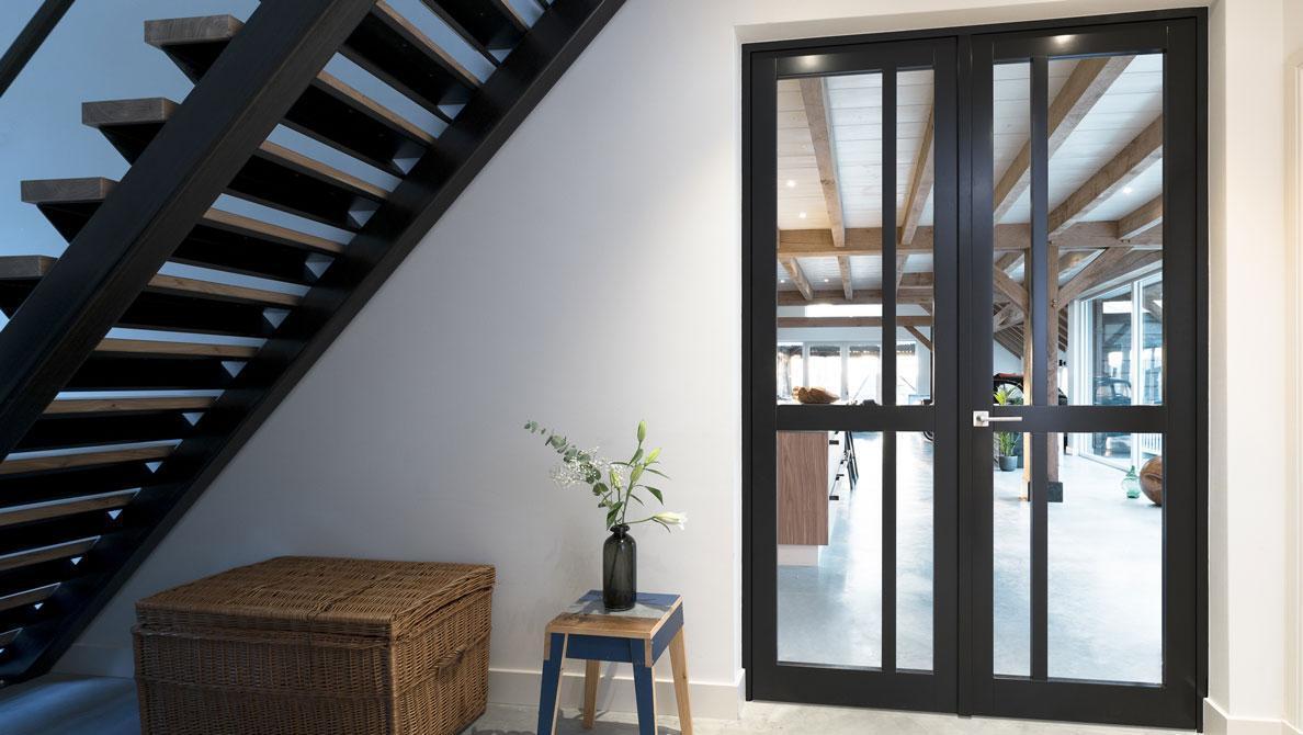Binnendeuren en buitendeuren in elke stijl